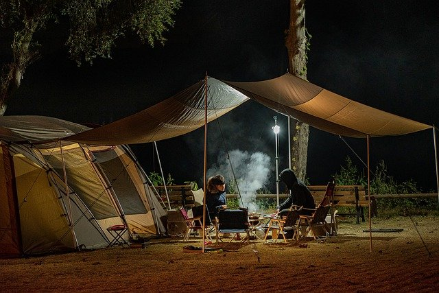 Vacances en camping France
