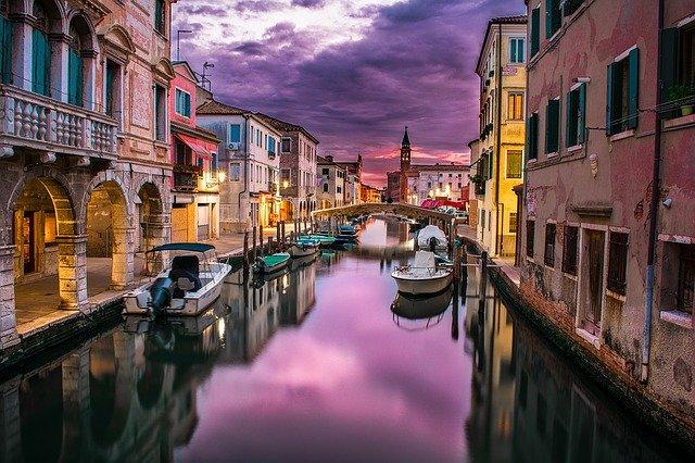 Visiter Venise, la belle ville sur les eaux
