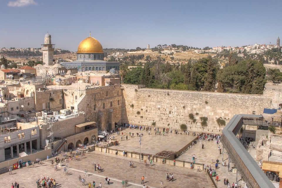 Les incontournables pour tout voyage en Israël