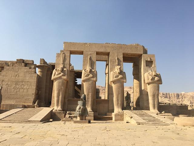 A la conquête des trésors de l'Égypte