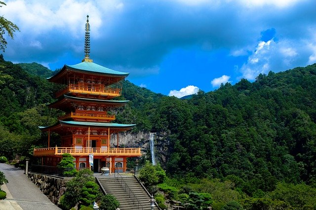 5 choses insolites au Japon