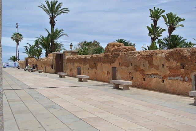 carte du restaurant du meilleur hôtel à Rabat