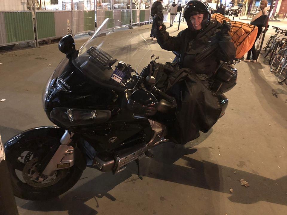 Les lieux insolites à découvrir en taxi moto à Paris