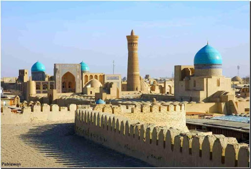 Circuits culturels de 7 jours à Ouzbékistan