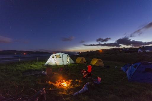 Les activités pour amuser les enfants en camping