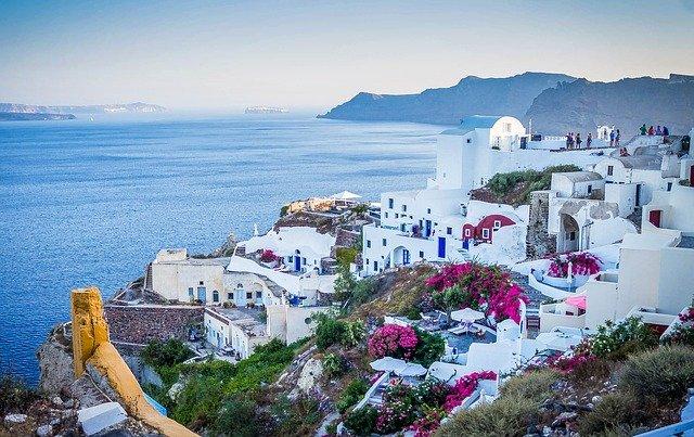 Un voyage relaxant en Grèce aux îles des Cyclades